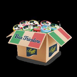 Box Tricolore