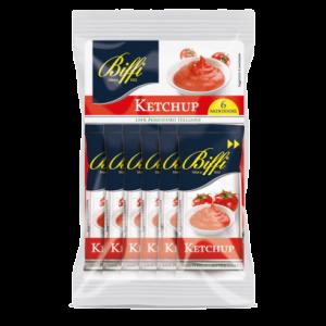 Ketchup Biffi  - In bustina monodose - Six Pack