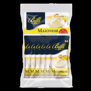 Maionese Classica Biffi  - In bustina monodose - Six Pack