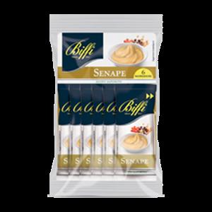 Senape Biffi - In bustina monodose - Six Pack